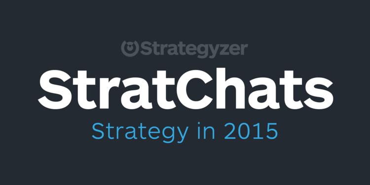 Terugblik op strategie en innovatie in 2015