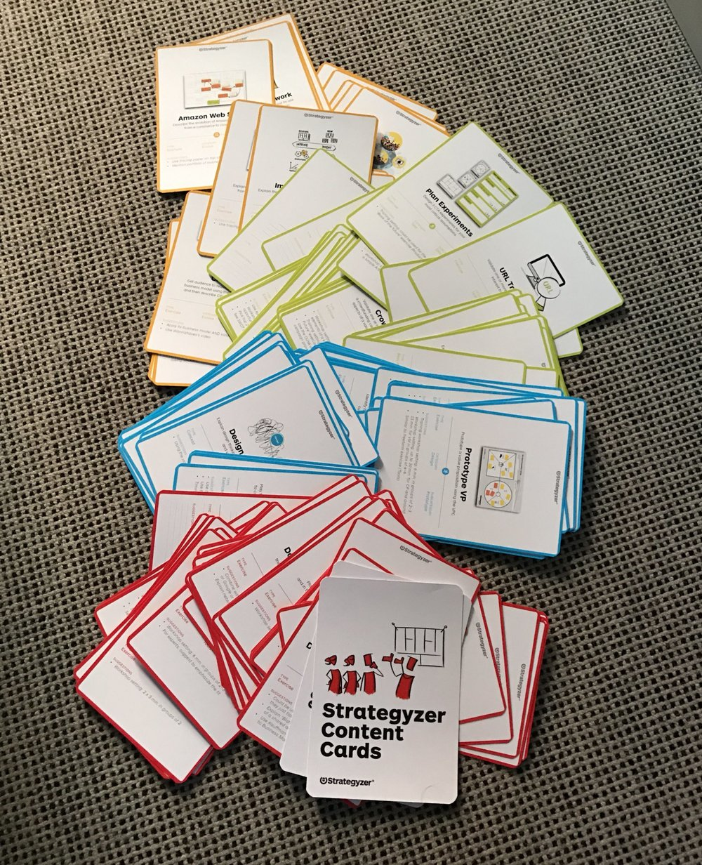A new iteration on our workshop design cards.