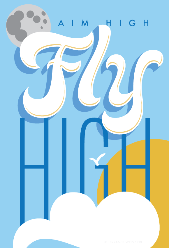 Quotes Aim High Fly High Quotesgram