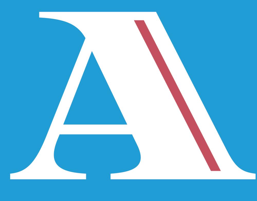 Canton typeface detail