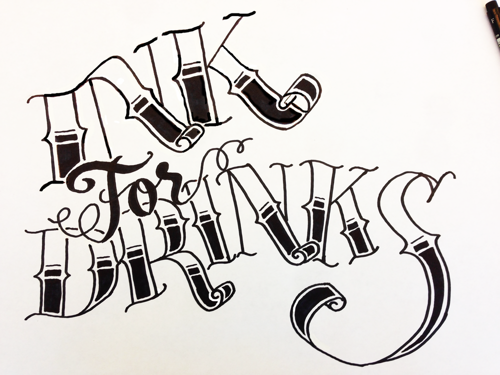 Ink_for_drinks_lettering