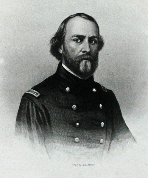 Union Officer - Major Sullivan Ballou