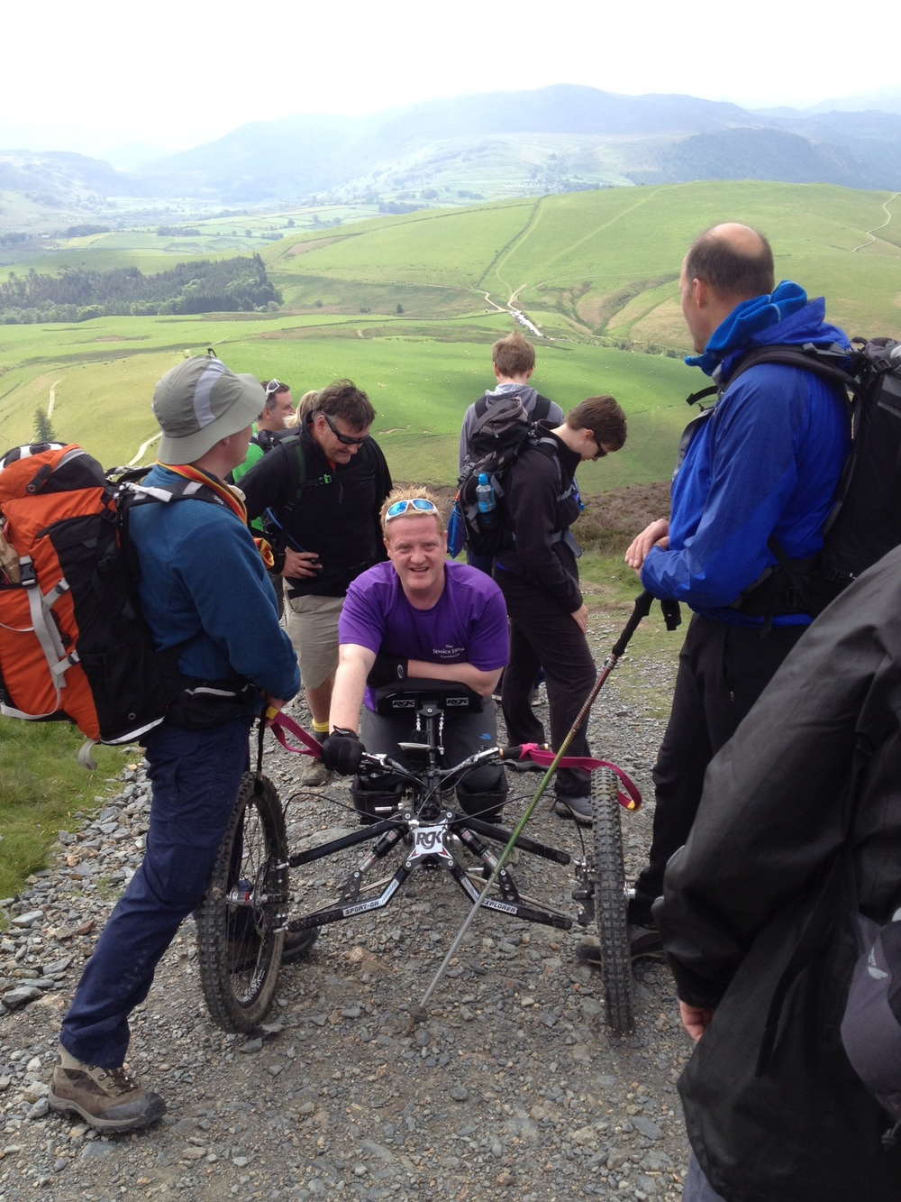 On Skiddaw Saturday 31st May!