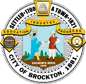 brockton seal