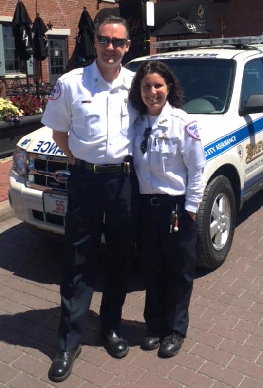 Brewster Paramedics