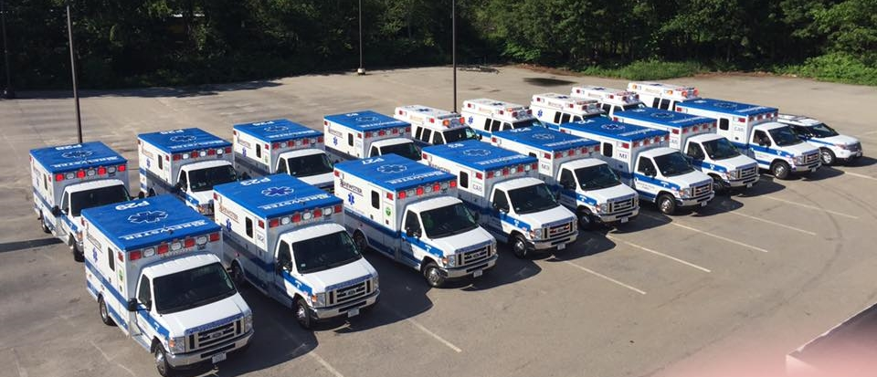 ambulance fleet