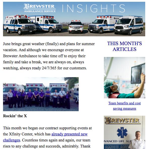 June 2016 BAS Insights