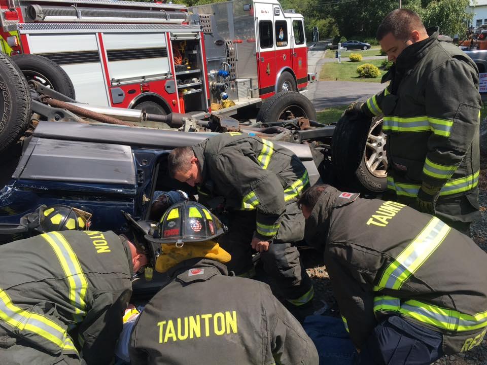 Taunton fire rescue