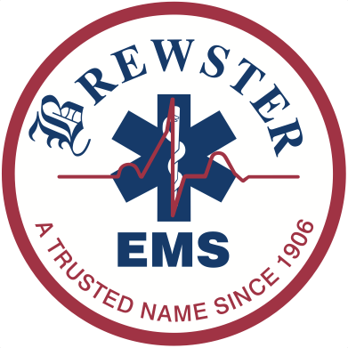 Brewster Ambulance Service seal - eps file