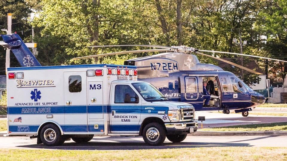 Brockton EMS