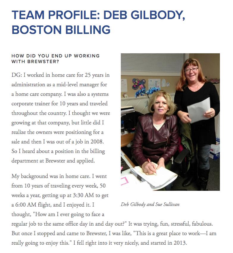 Deb and Sue