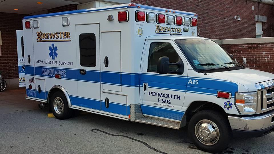 Plymouth ALS Unit A6 after delivering a healthy baby girl (6/2015)