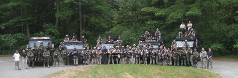 MetroLEC SWAT Team