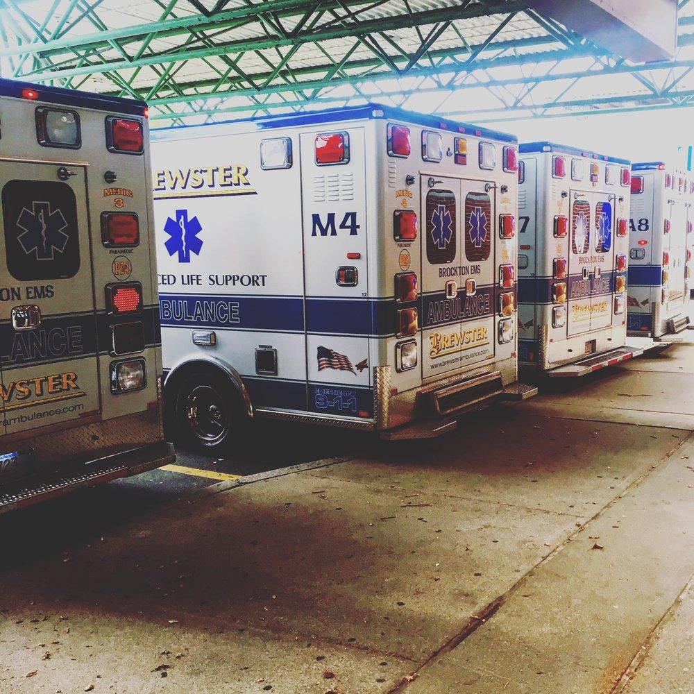 ALS at the ER