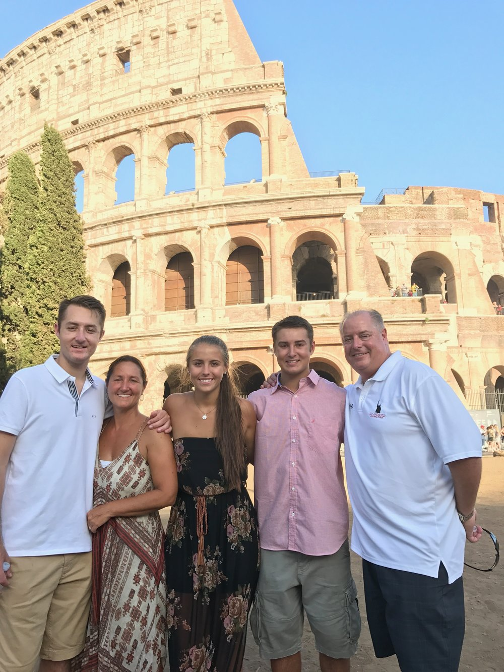Trip of a lifetime Italy!