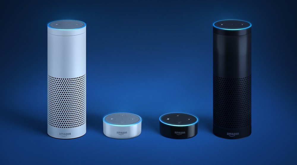 Alexa products