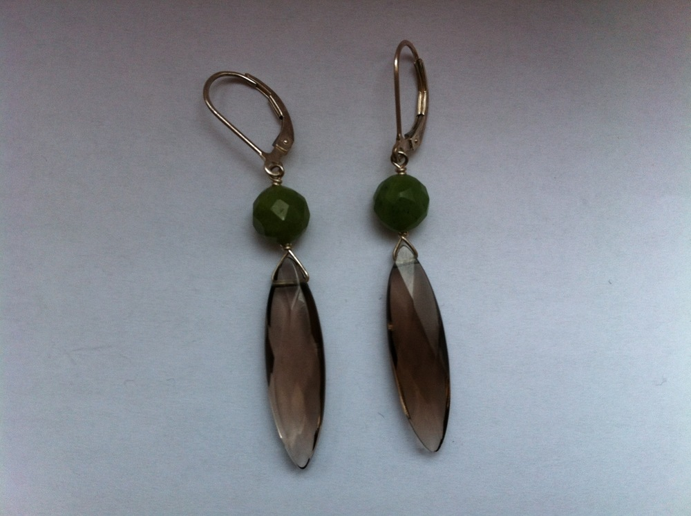 Earrings by Della-B Designs