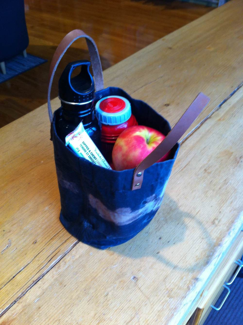 Your daily lunch bag