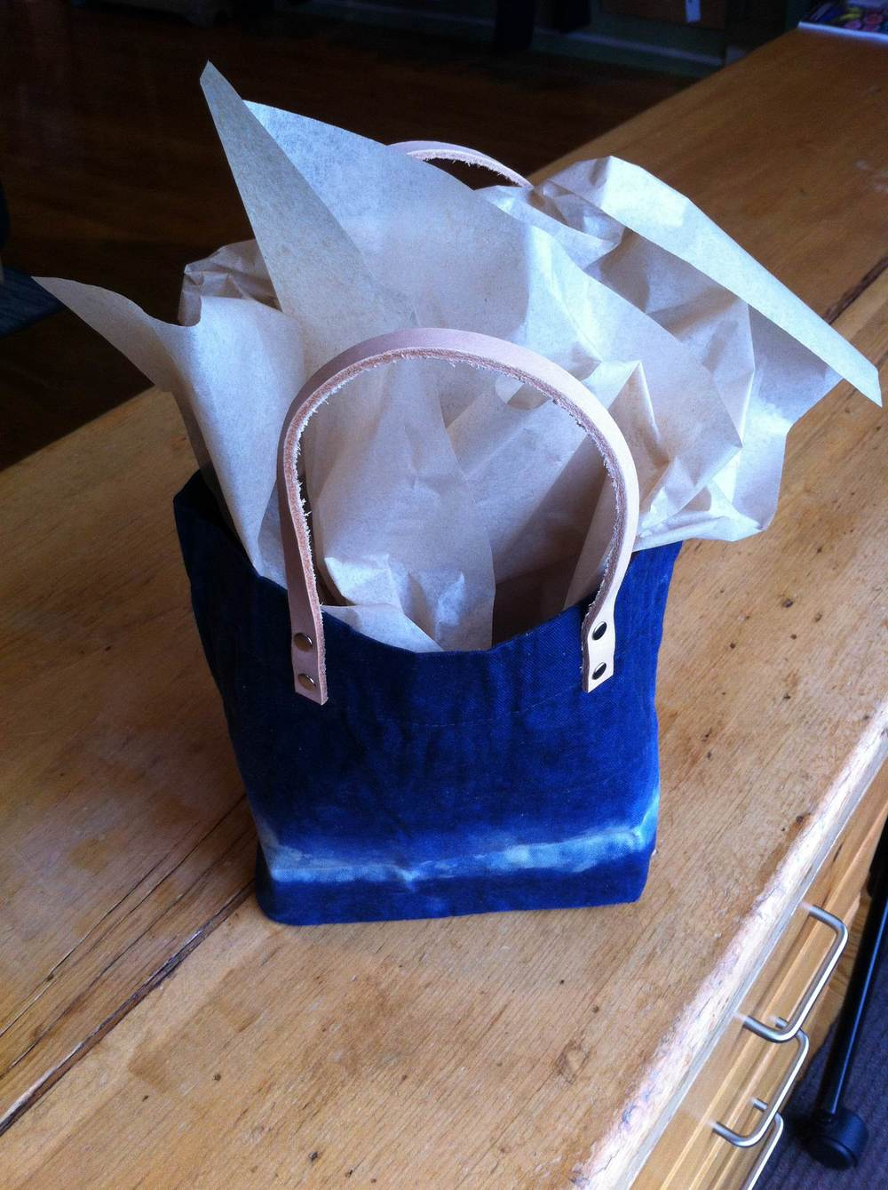 Gift bag for family and friends