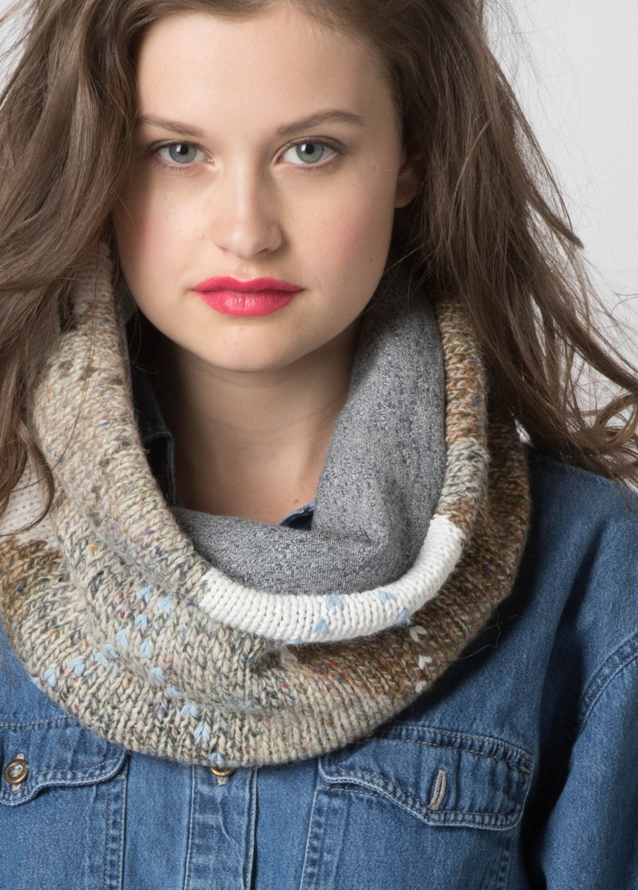 Meager Snood, $28