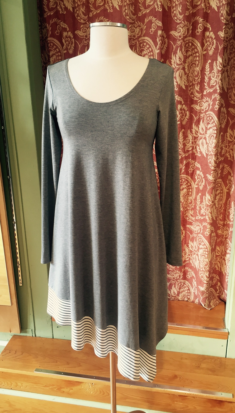 Exhale Tunic, $125