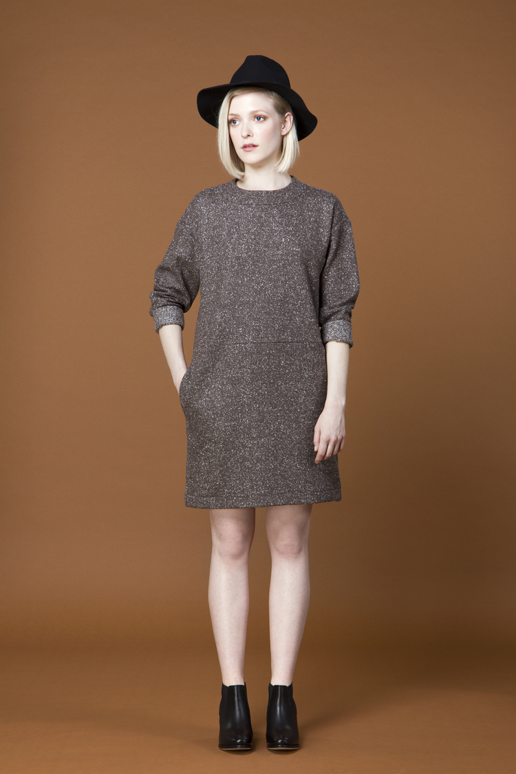 Wolfe dress by Amanda Moss, $289
