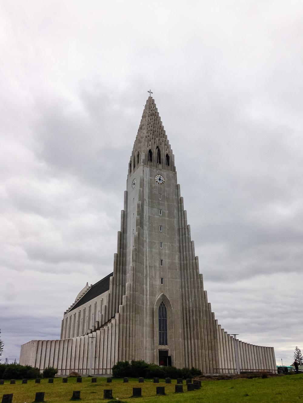 Hallgrimskirche
