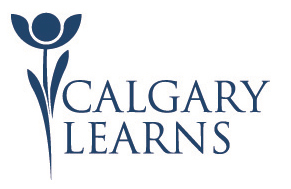 Our programs are generously supported by Calgary Learns