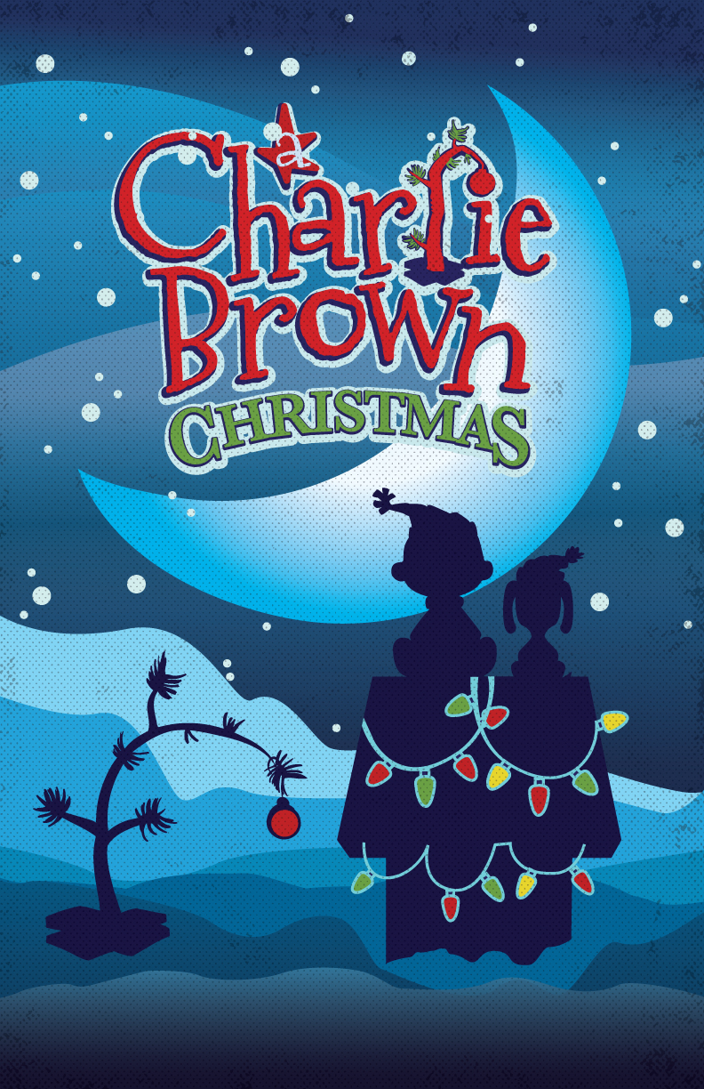 storybook theatre presents a charlie brown christmas - A Charlie Brown Christmas Musical