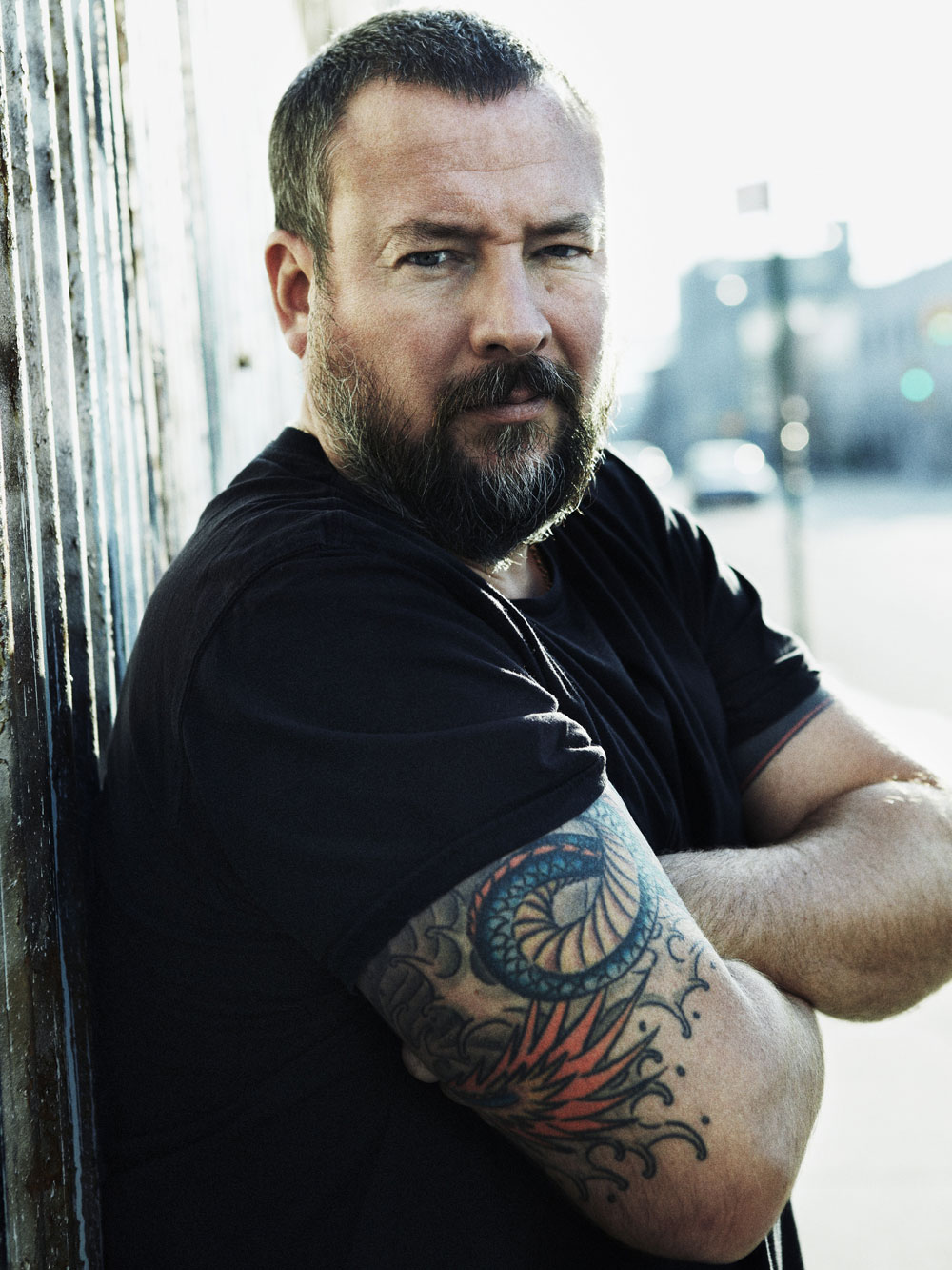 "Shane Smith is a Canadian journalist and web entrepreneur. He is the co-founder and CEO of  Vice , originally founded as the youth magazine  Voice of Montréal  in 1994. After initially publishing articles based on offbeat alternative and drug culture,  Vice  moved to creating news content and social criticism.  The New York Times  has described him as ""a cross between a punk rocker and Fortune 500 executive.""  In 2013, 21st Century Fox sunk $70 million into  Vice  for a 5% stake in the company. That means the notional value of  Vice  as a whole is $1.4 billion—about six times as much as the  Washington Post , and almost as much as  The New York Times ."