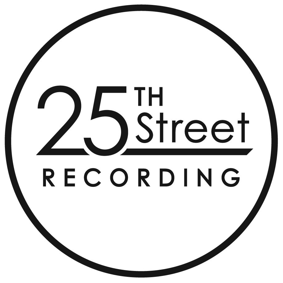 Equipment List — 25th Street Recording
