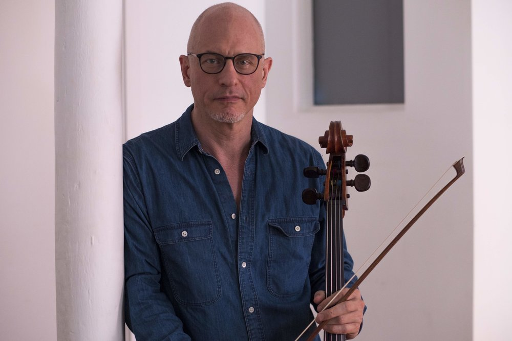 Erik Friedlander (photo by Peter Peregrine)
