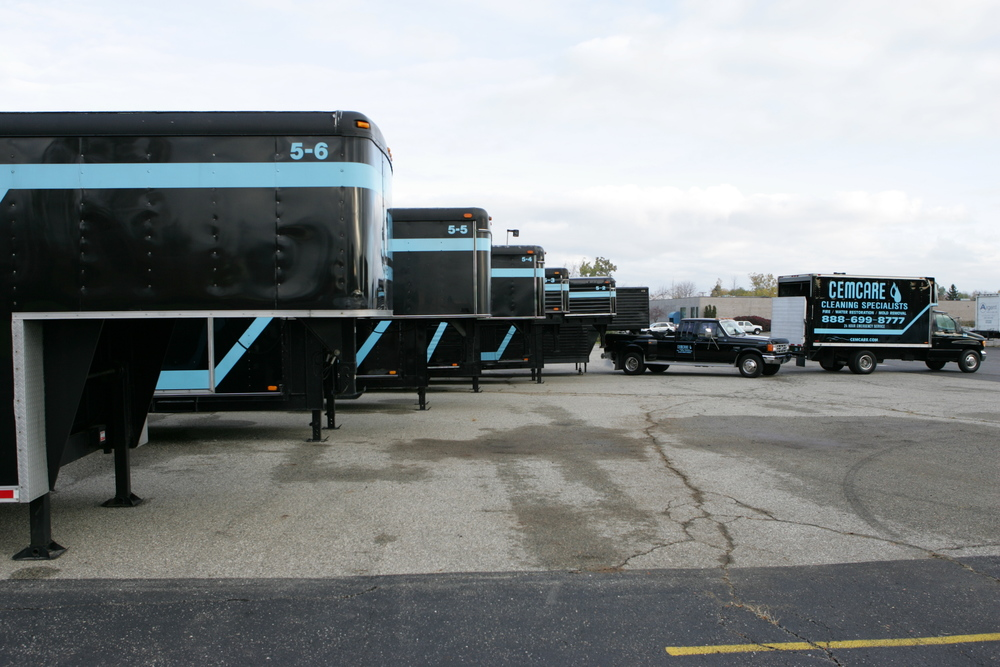 Packout trailers