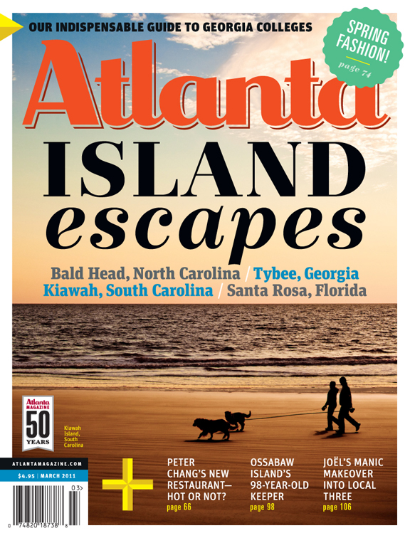 Atlanta Magazine March 2011