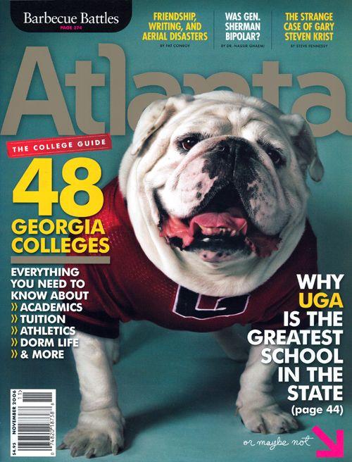 Atlanta Magazine  November 2006