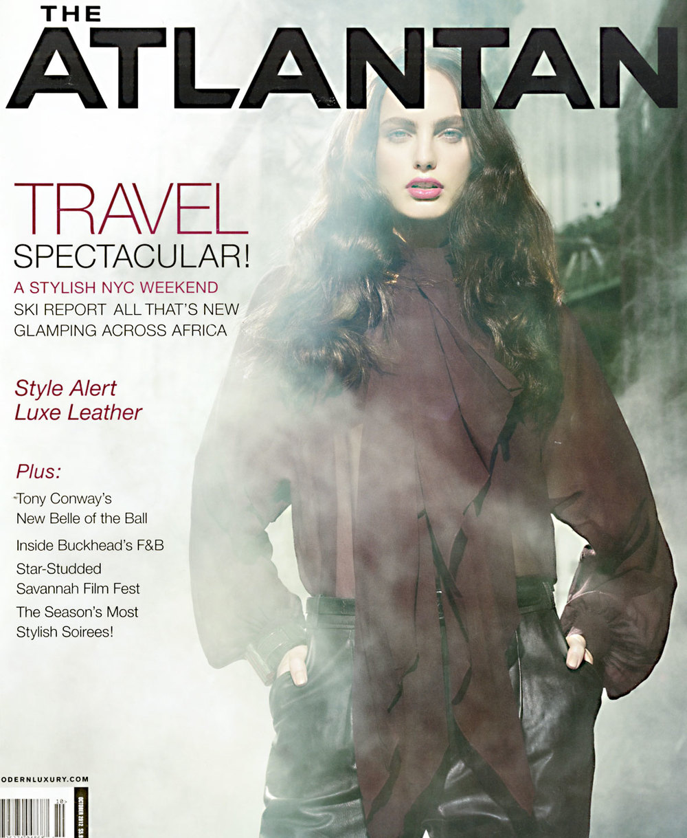 The Atlantan October 2012