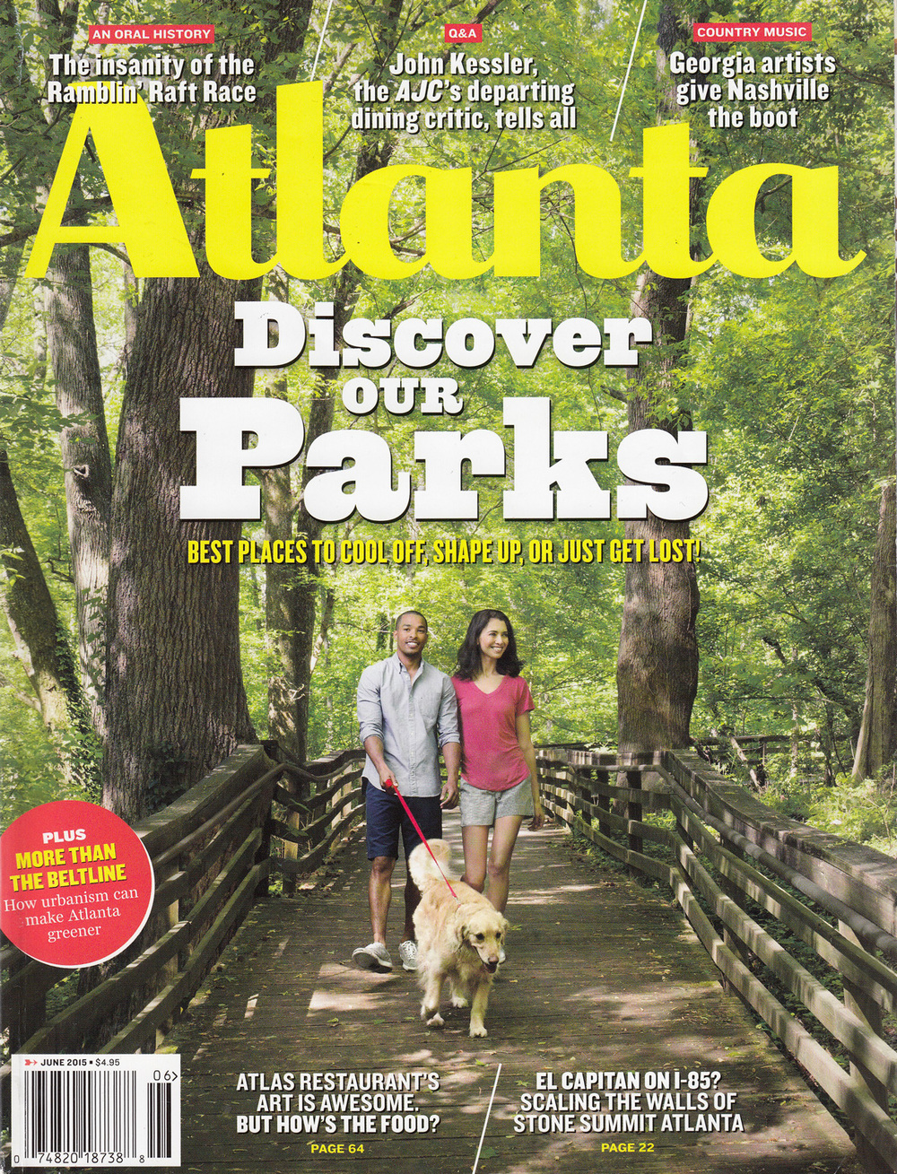 Atlanta Magazine  June   2015