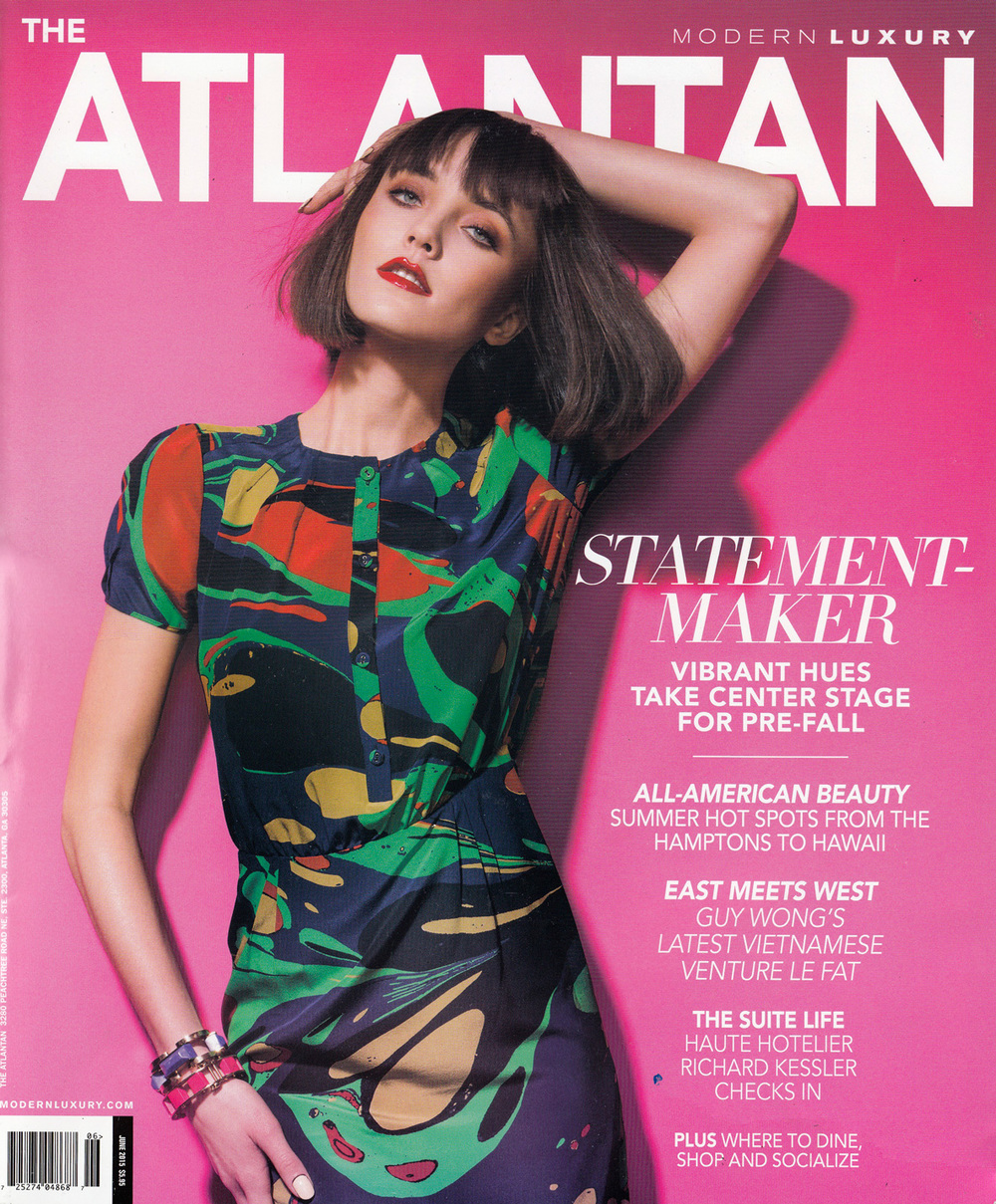 The Atlantan  June   2015