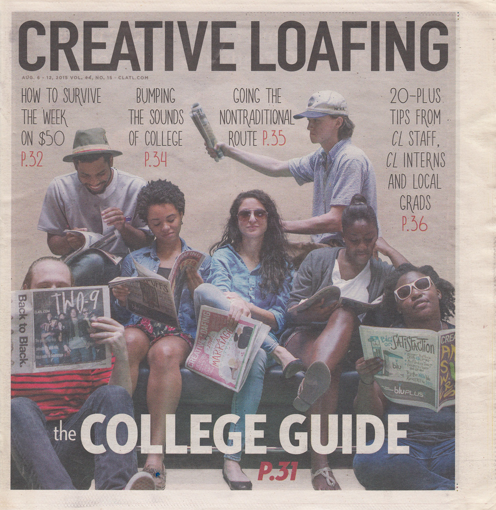 Creative Loafing August 2015