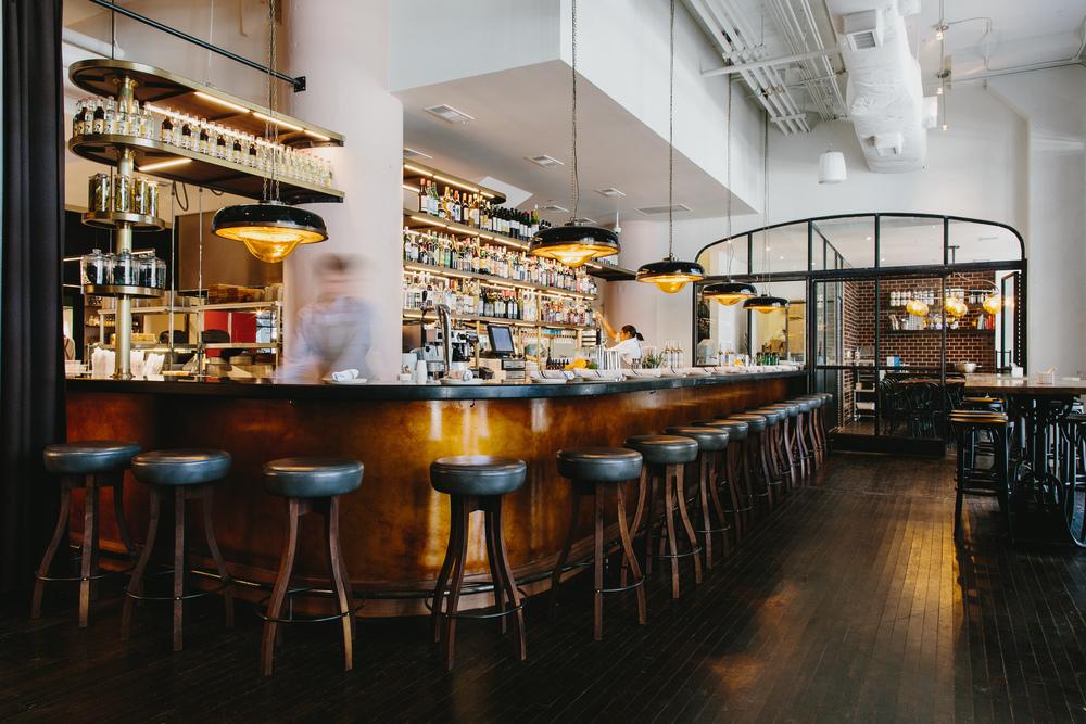 Bellina Alimentari | Smith Hanes. restaurant bar