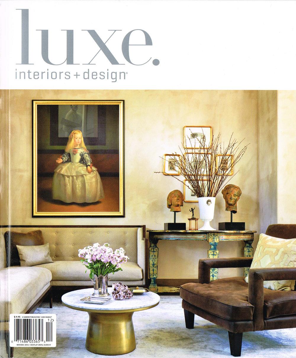 luxe.  November / December 2016