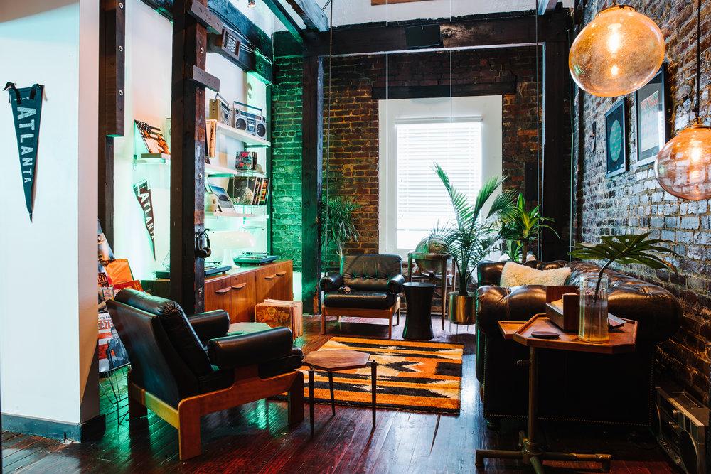 Edgewood Avenue | Smith Hanes. Record Room
