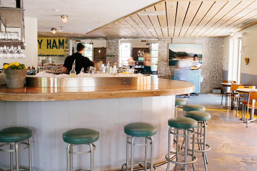 Watershed Kitchen And Bar Menu