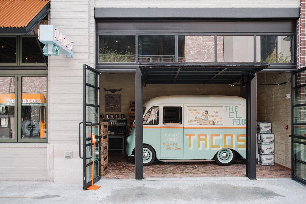 El Felix | Smith Hanes. Taco Truck
