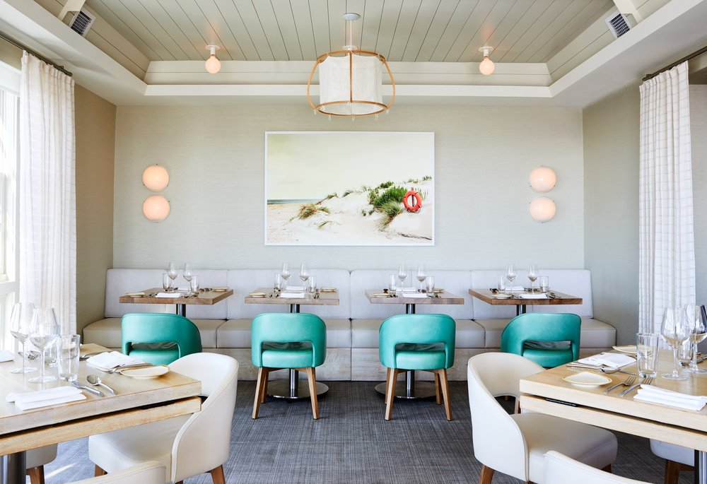 Pescado | Smith Hanes. Main Dining Room