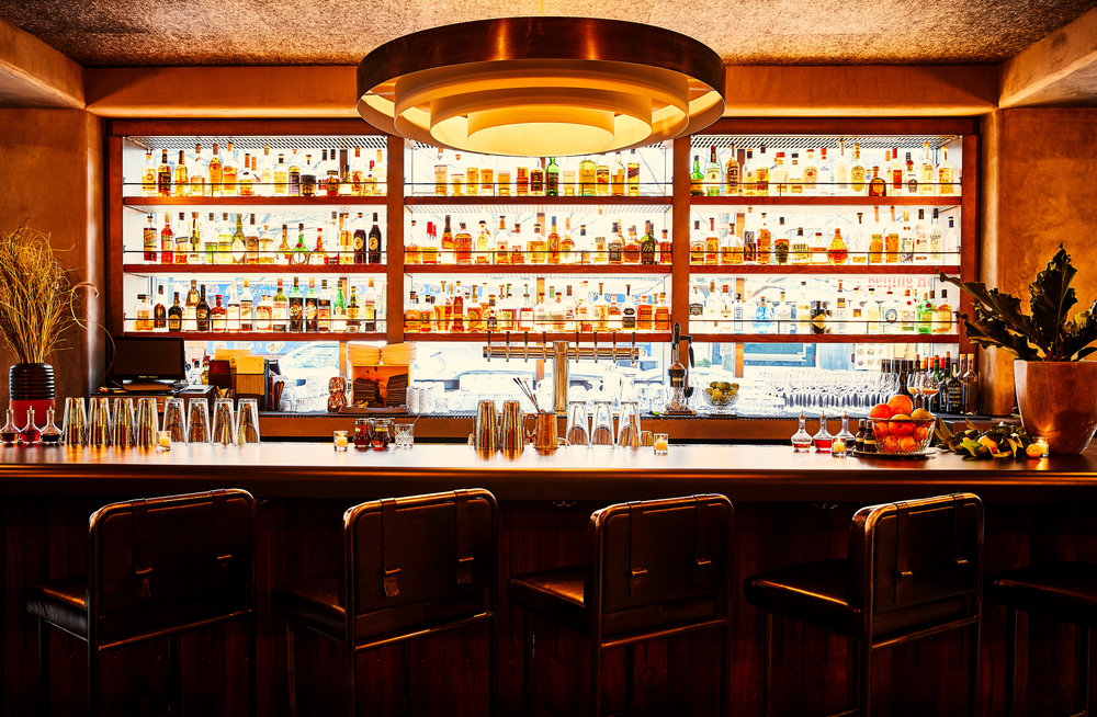 Bullard | Smith Hanes. Main Bar