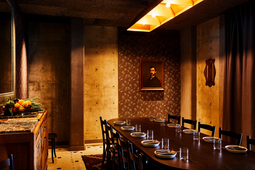 Bullard | Smith Hanes. Private Dining Room