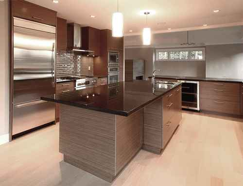 Haywood Residence — Reynolds Cabinet Shop - North Vancouver ...