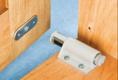 touch latch kitchen millwork north vancouver