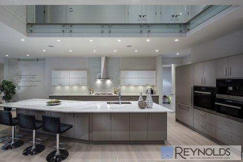 Moyne Project — Reynolds Cabinet Shop - North Vancouver Kitchens ...